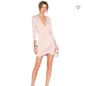 Lovers and Friends Pink Mini Dress